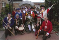 Market Deeping - Town Crier Competition