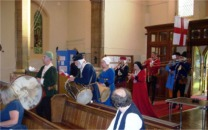 City of Lincoln Waites (Early Music Concert, 13 Jun 2009)