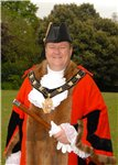 The Right Worshipful the Mayor of Lincoln Cllr Hilton Spratt