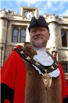 The Right Worshipful the Mayor of Lincoln, Councillor Ron Hills